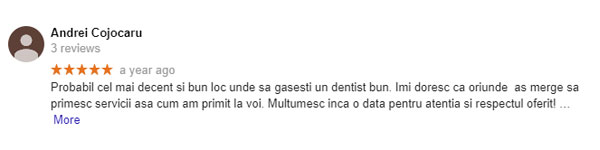 Dentist in bucuresti